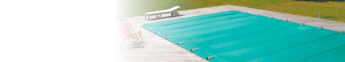 Cobertores de seguridad para piscina